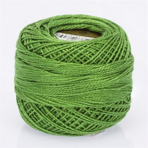 Ören Bayan Koton Perle No:8 Açık Yeşil El Nakış İpliği - 672