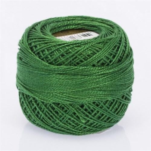 Ören Bayan Koton Perle No:8 Yeşil El Nakış İpliği - 673