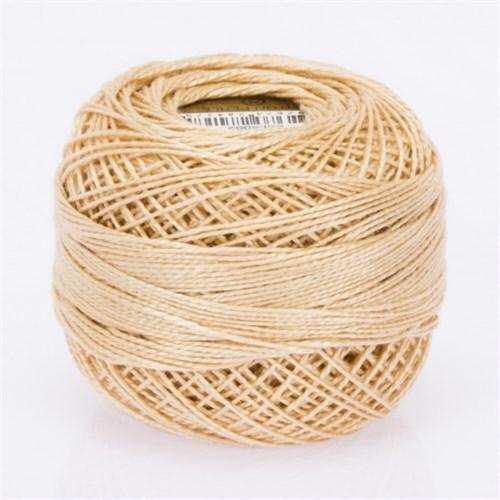 Ören Bayan Koton Perle No:8 Buğday Rengi El Nakış İpliği - 4062