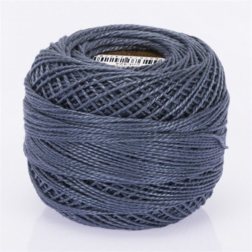 Ören Bayan Koton Perle No:8 Mavi El Nakış İpliği - 424