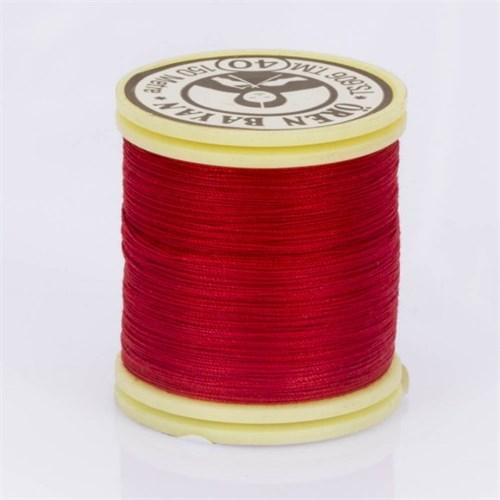Ören Bayan Kırmızı Polyester Dikiş İpliği - 998