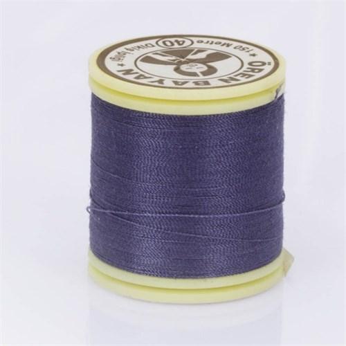 Ören Bayan Mavi Polyester Dikiş İpliği - 3