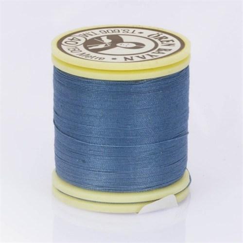 Ören Bayan Mavi Polyester Dikiş İpliği - 832