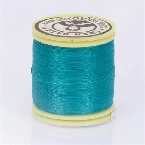 Ören Bayan Turkuaz Polyester Dikiş İpliği - 782