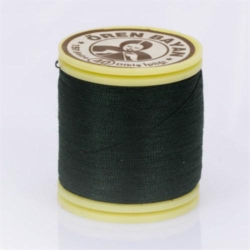 Ören Bayan Zümrüt Yeşil Polyester Dikiş İpliği - 744