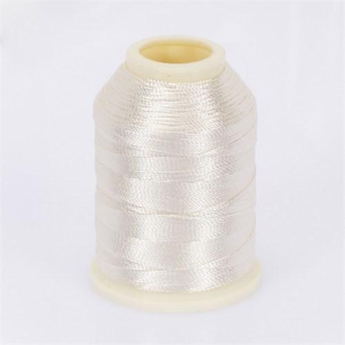 Altınbaşak Şeker Beyazı 20 Gr Polyester Dantel İpliği - Seker Byz
