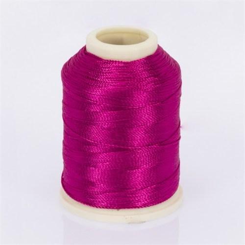 Altınbaşak Koyu Pembe 20 Gr Polyester Dantel İpliği - 465