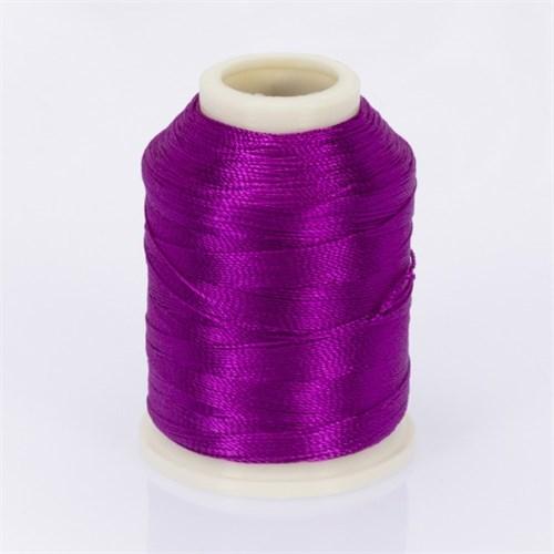 Altınbaşak Koyu Mor 20 Gr Polyester Dantel İpliği - 508