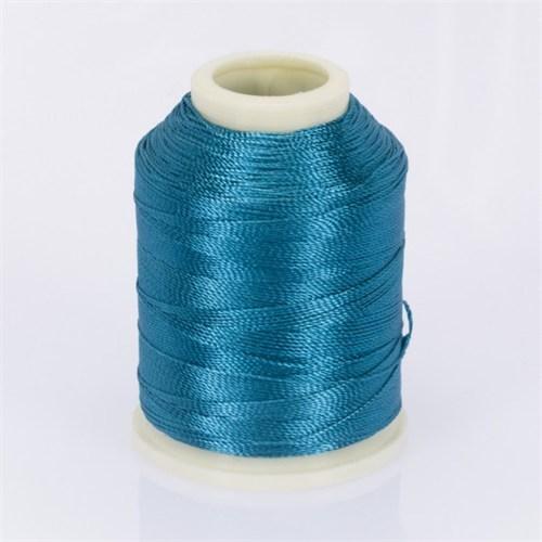 Altınbaşak Mavi 20 Gr Polyester Dantel İpliği - 23
