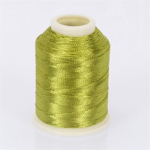 Altınbaşak Fıstık Yeşili 20 Gr Polyester Dantel İpliği - 9