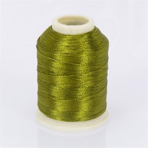 Altınbaşak Yeşil 20 Gr Polyester Dantel İpliği - 434