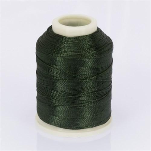 Altınbaşak Koyu Yeşil 20 Gr Polyester Dantel İpliği - 15