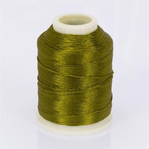 Altınbaşak Yeşil 20 Gr Polyester Dantel İpliği - 658