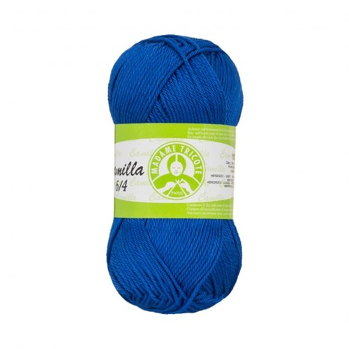 Ören Bayan Camilla Mavi El Örgü İpi - 4915
