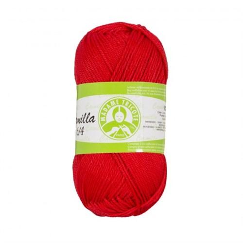 Ören Bayan Camilla Kırmızı El Örgü İpi - 5319