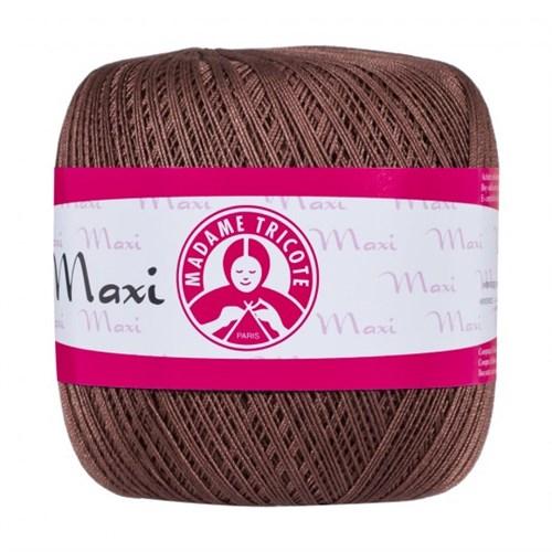 Ören Bayan Maxi Kahverengi Dantel İpi - 4655