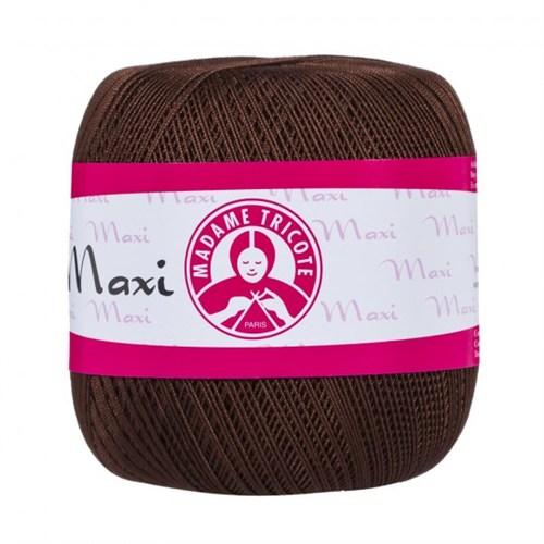 Ören Bayan Maxi Kahverengi Dantel İpi - 4916