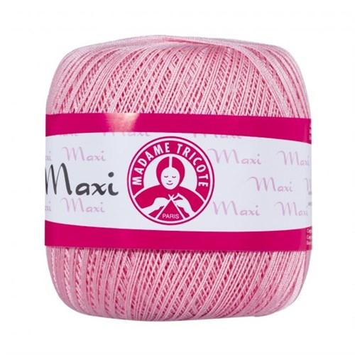 Ören Bayan Maxi Toz Pembe Dantel İpi - 6313