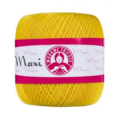 Ören Bayan Maxi Sarı Dantel İpi - 6347