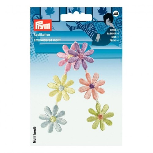 Prym Çiçek Desenli Aplike - 925489