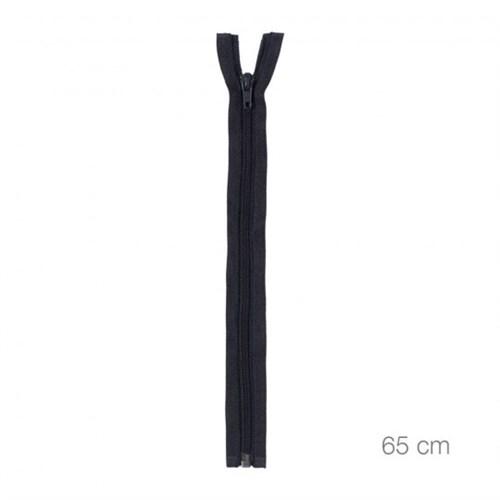 Prym 65 Cm Lacivert Yün Fermuarı - 478965210