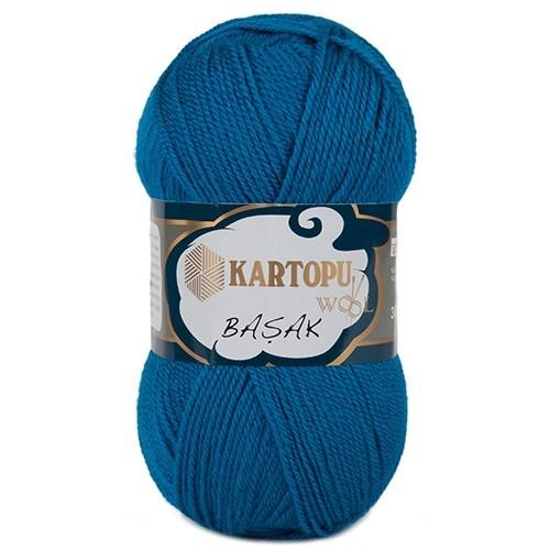 Kartopu Başak Mavi El Örgü İpi - K520