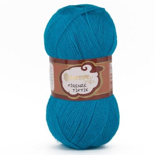 Kartopu Firenze Tiftik Mavi El Örgü İpi - K510