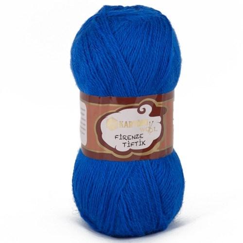 Kartopu Firenze Tiftik Mavi El Örgü İpi - K627