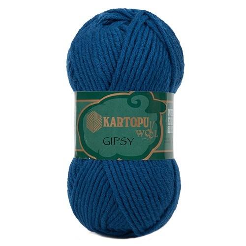 Kartopu Gipsy Koyu Mavi El Örgü İpi - K641