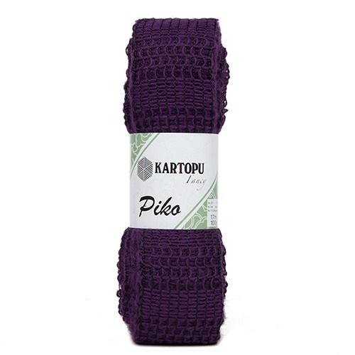 Kartopu Piko Mor El Örgü İpi - K721