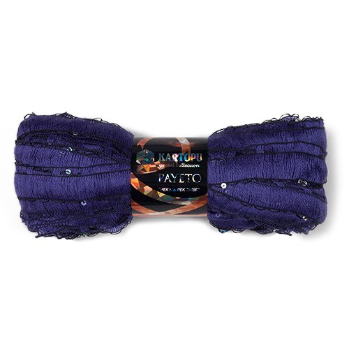 Kartopu Payeto Koyu Mavi El Örgü İpi - K720