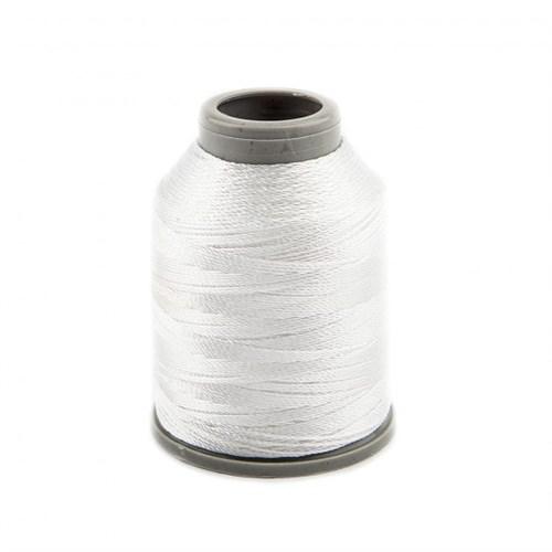 Kartopu Beyaz Polyester Dantel İpliği - Kp120