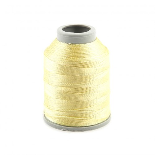 Kartopu Uçuk Sarı Polyester Dantel İpliği Kp331