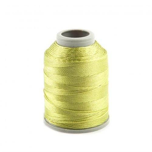 Kartopu Yeşil Polyester Dantel İpliği - Kp107