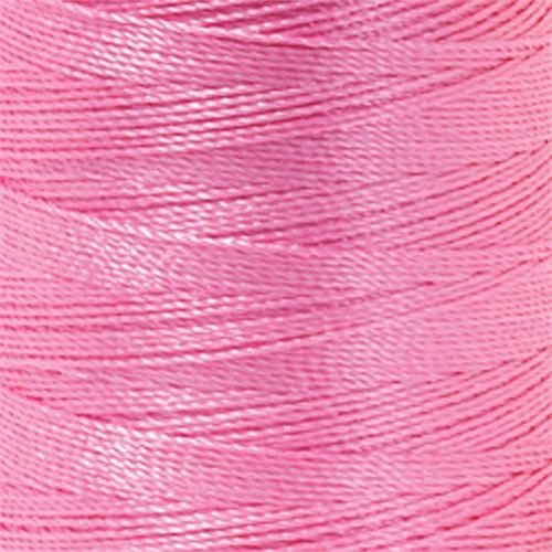 Kartopu Pembe Polyester Dantel İpliği - Kp314
