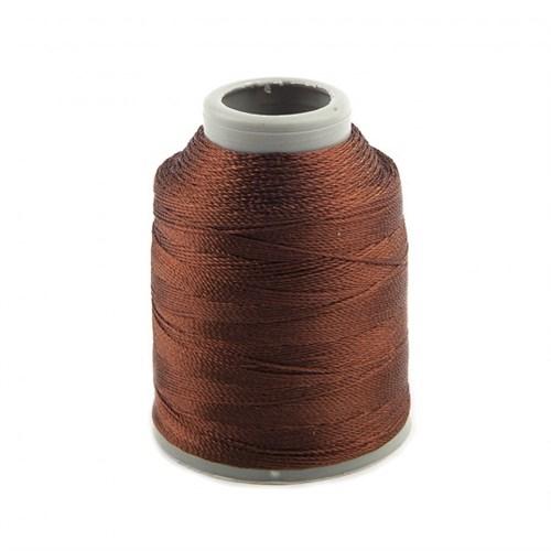 Kartopu Kahverengi Polyester Dantel İpliği - Kp801