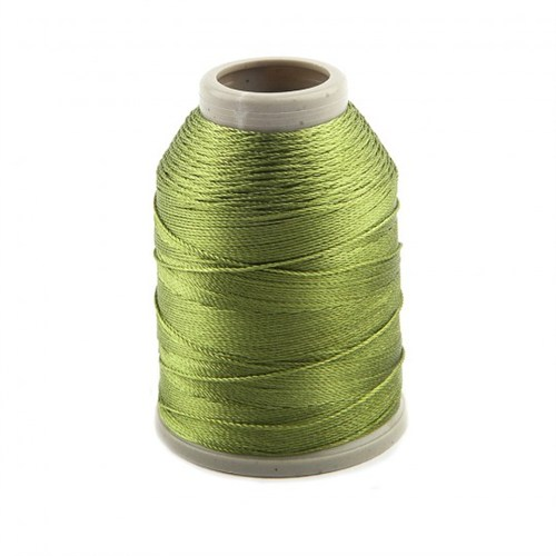 Kartopu Yeşil Polyester Dantel İpliği - Kp732