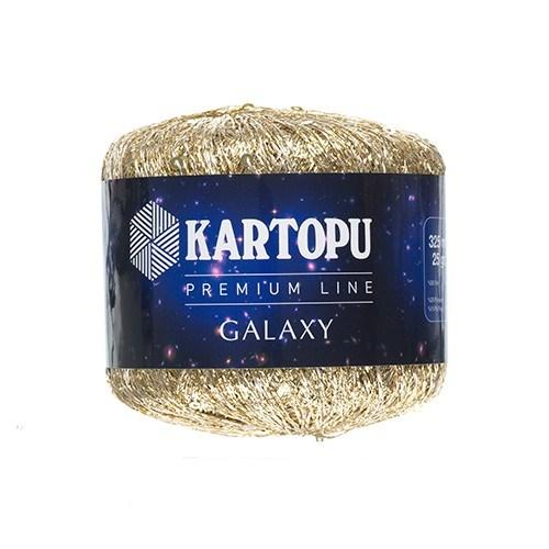 Kartopu Galaxy Altın El Örgü İpi - Kf351