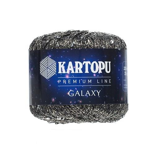 Kartopu Galaxy Siyah El Örgü İpi - Kf355