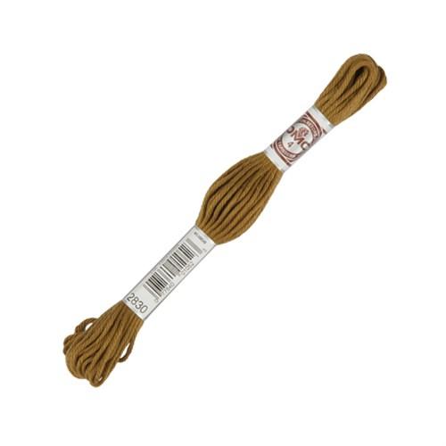Dmc Koton İplik Çile 10 M Kahverengi Nakış İpliği - 2830