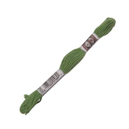 Dmc Koton İplik Çile 10 M Yeşil Nakış İpliği - 2905