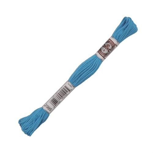Dmc Koton İplik Çile 10 M Mavi Nakış İpliği - 2995