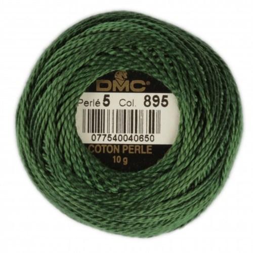 Dmc Koton Perle Yumak 10 Gr Yeşil No:5 - 895