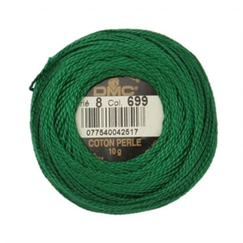 Dmc Koton Perle Yumak 10 Gr Yeşil No:8 - 699