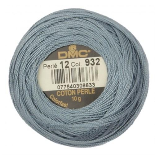 Dmc Koton Perle Yumak 10 Gr Mavi No:12 - 932