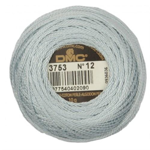 Dmc Koton Perle Yumak 10 Gr Mavi No:12 - 3753