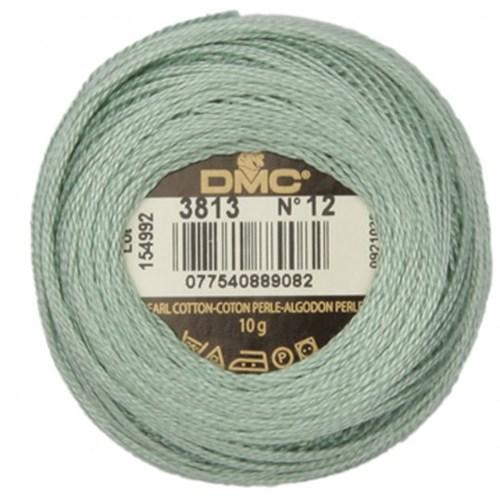 Dmc Koton Perle Yumak 10 Gr Yeşil No:12 - 3813