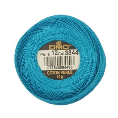 Dmc Koton Perle Yumak 10 Gr Mavi No:12 - 3844