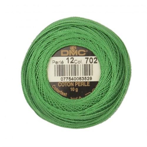 Dmc Koton Perle Yumak 10 Gr Yeşil No:12 - 702