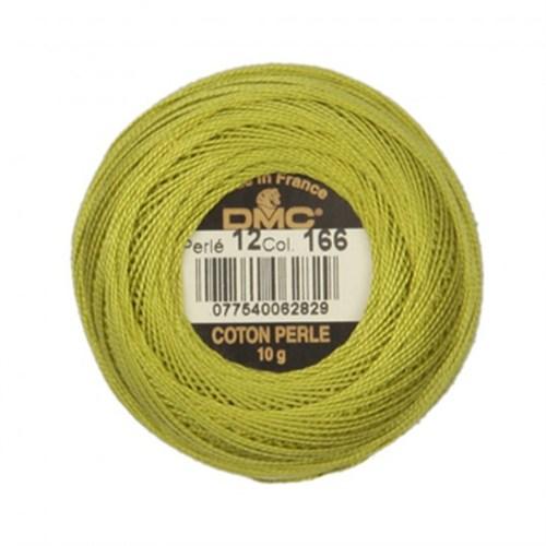 Dmc Koton Perle Yumak 10 Gr Yeşil No:12 - 166